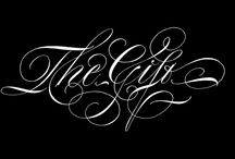 Script lettering