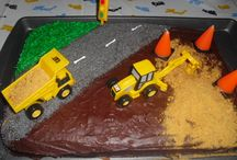 x 3rd Birthday - Construction!
