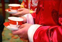 Teapots, Drinking Tea
