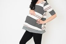 During & After Maternity Styles / The best styles that you can wear while pregnant and while nursing!
