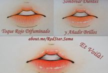 Malowane usta