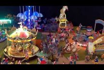 Carnival in the Park, Modules 1&2, Version 1 / A short youtube video of my latest carnival