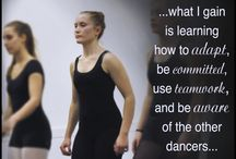 Student Expression / A collection of dance experiences from our student blogs.