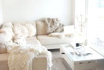 Home Sweet Home: Living & Sitting Rooms