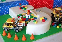 Kager / Cakes for childrens' birthdays