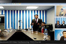 PVCS Pro HD for Multipoint video conferencing & Boardroom Video Conferencing