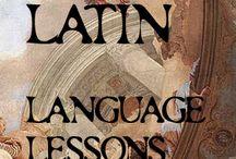 Classical Latin & Greek language
