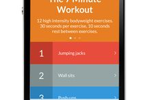 Fitness and Health / Workouts, healthy recipes and anything related