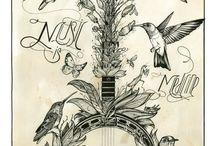 Sketch / Tattoo ideas