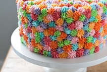 Food - Frosting techniques