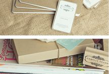 Inspiration - Packaging / by TabithaFJ -  The Prop Junkie