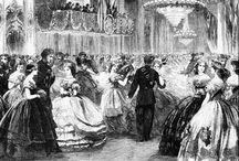 Mid-1860 Formal Wear