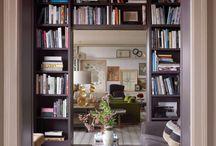 Thuis bibliotheek