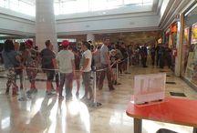 Jamil #LaFeltrinelli / Ecco le foto dei fan che hanno partecipato al firmacopie! Grazie a #LaFeltrinelli #shoppinglevele