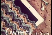 Free crochet tablet cover patterns
