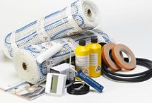 Underfloor Heating Products / From thermostats to electric underfloor heating kits. We stock a range of systems for you to create the perfect underfloor heating. We offer expert advice, both on heating products and installation.