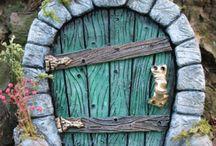 fairy door)