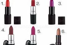 makeup ways.......