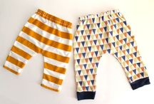 - baby clothes pattern -
