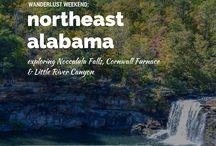 Exploring Alabama