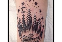 BONFIRE tattoo