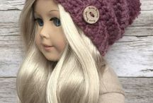 crochet - doll clothes & accessories