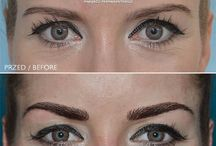 PERMANENT EYEBROWS MAKEUP WILD VOLUME