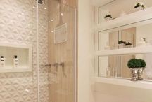 estantes baño