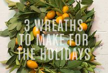Wreaths / by Allison Walton