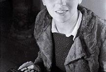 my Gerda Taro