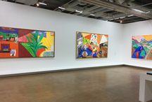 """Rencontres artistiques Balsan : David Hockney / Balsan a de nouveau privatisé le Centre Pompidou pour une visite privilégiée pour ses partenaires. Lors de ces """"rencontres artistiques Balsan"""", ils ont eu le plaisir de découvrir l'exposition de David Hockney."""