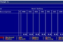 The original TimeControl v1.0 for DOS / This was where TimeControl got its start.  This is version 1.0 for DOS released in 1993.