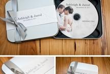 Handmade cd cases
