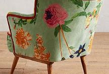 Fabric chair ideas