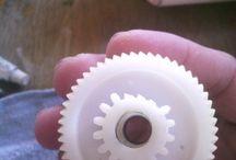 Reparar Engrenagens Teflon