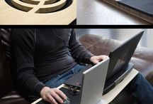 Notebook table