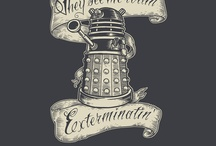 Just the Doctor / It's all about Doctor Who.
