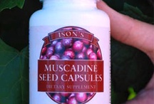 Healthy Muscadine Products