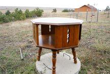 Vintage Furniture Finds