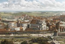 Medieval Cities & Towns