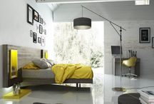 Modern Custom High Quality Finish Bedroom Collection