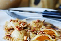 Fall Inspired Foods