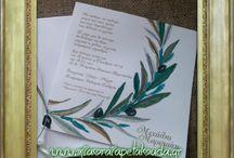 ΓΑΜΟΣ ΜΕ ΘΕΜΑ ΕΛΙΑ / ΓΑΜΟΣ ΜΕ ΘΕΜΑ ΤΗΝ ΕΛΙΑ ΣΤΗΝ ΠΑΝΑΓΙΤΣΑ ΠΕΤΡΟΥΠΟΛΗΣ #gamos #γαμος_με_ελια #ελια #weddings