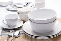Tabak Çanak / Farklı ve modern formlarıyla Tabak Çanak mutfağıma çok güzel uyacak.