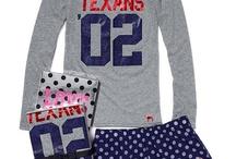 Texans Pajamas