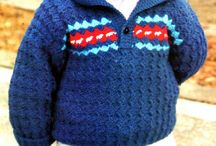 Crochet fore baby boy
