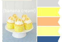 Wonderful Color Palletes / Color pallets of a combination harmonizing color tones.  Inspiration for any type of creative project.  I love to take a look through these while designing cakes to know what type of look and feel I'm looking for. / by CaljavaOnline.com