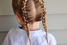 Liya's hair