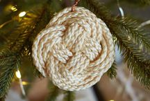homemade gifts and ornaments