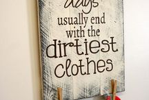 Laundry Room Ideas / by Riley Day